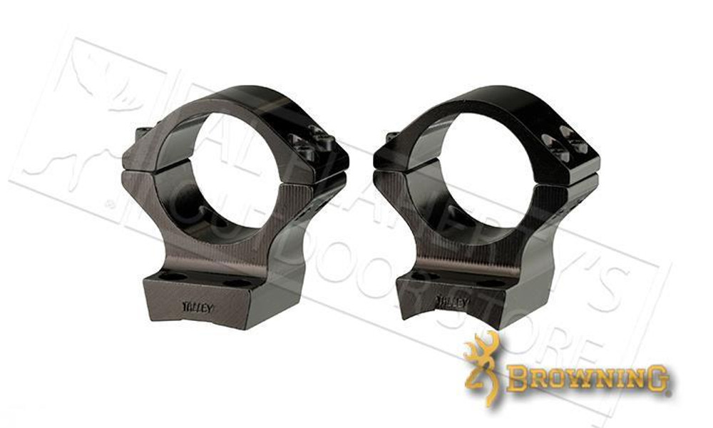 "Browning Mount X-Lock Integrated Scope Mounts for X-Bolt Rifles, 1"" Low or Medium Height #1250"