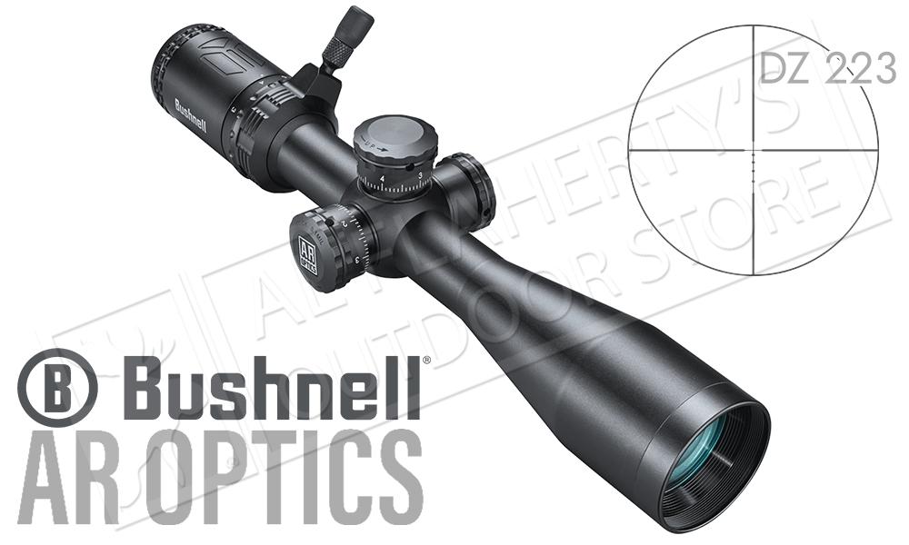 Bushnell AR Optics Scope 3-12x40 with DZ223 Reticle #AR731240