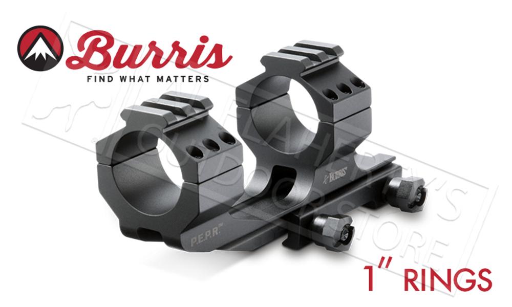 "Burris Mount AR-P.E.P.R. 1"" w/Picatinny Top Rings #410343"