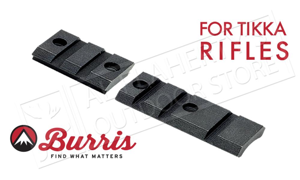 Burris Mount Xtreme Tactical Steel Tikka Weaver-Style Base #410630