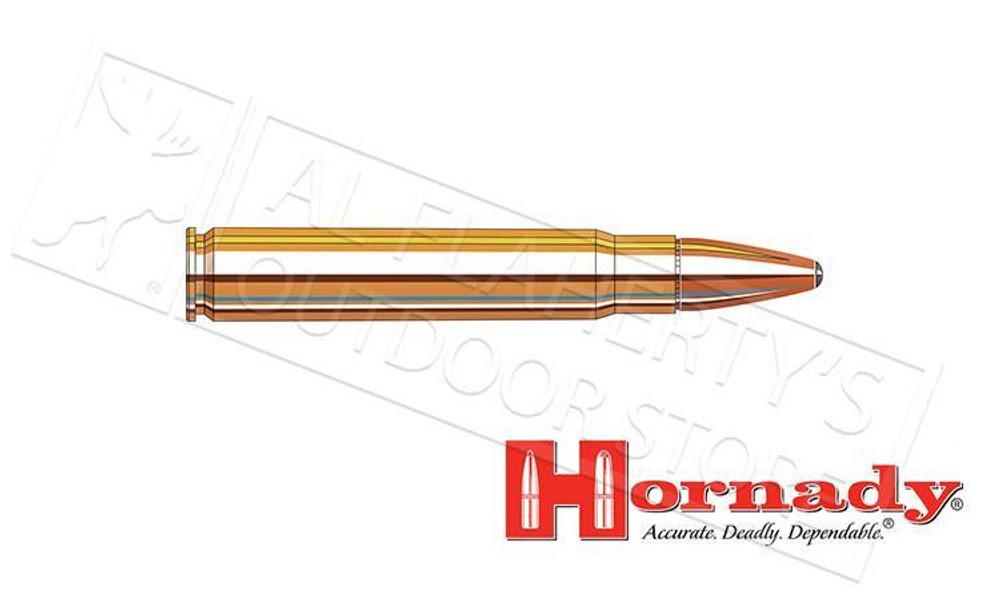 Hornady 9.3x62 286 gr SP Custom International #82302