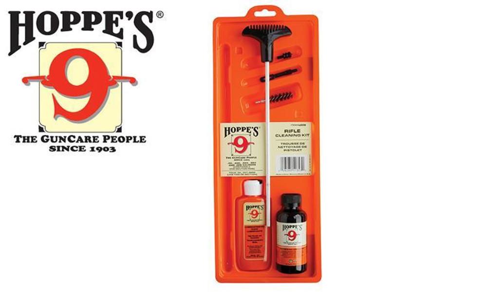 Hoppe's Cleaning Kit for Rifles, 30 Caliber #U30BCN