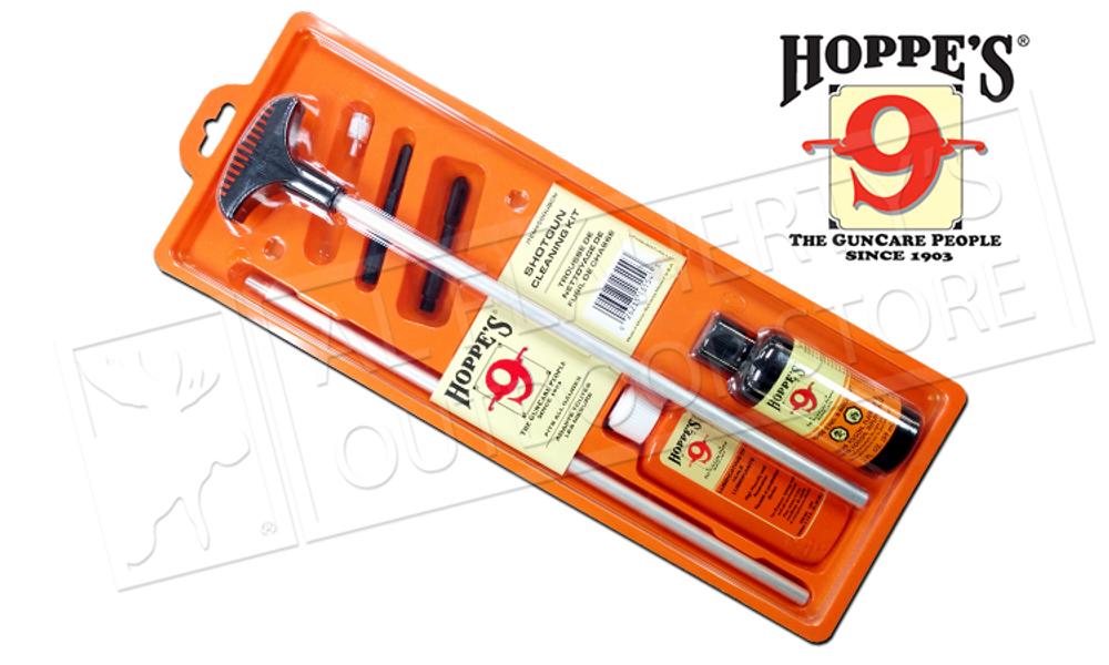 Hoppe's Cleaning Kit for Shotguns, 12 Gauge #SGOUBCN
