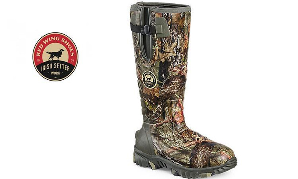 Irish Setter Hunting Boot Rutmaster 2.0, 800gsm Insulation #4883