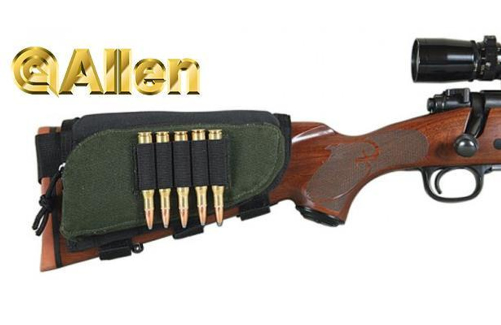 Allen Buttstock Rifle Shell Holder #20550