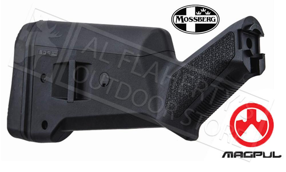 MAGPUL SGA STOCK FOR MOSSBERG 500/590/590A1 SHOTGUNS #MAG490-BLK