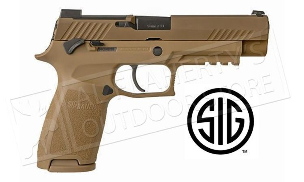 SIG Sauer Handgun P320 M17 MS #SIG320F-9-M17-MS