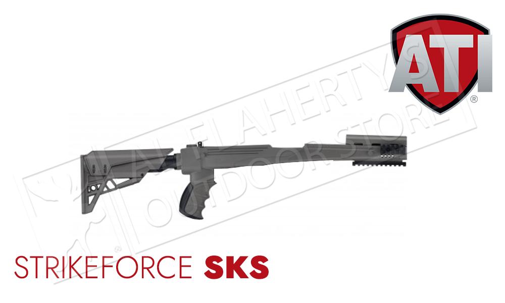 ATI Strikeforce SKS Folding Stock - Destroyer Gray #B.2.40.1232
