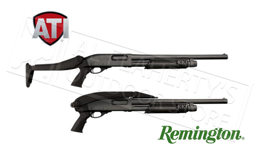 ATI SHOTFORCE TOP-FOLDING SHOTGUN STOCK FOR MOSSBERG, REMINGTON, AND WINCHESTER PUMP-ACTION #TFS0600