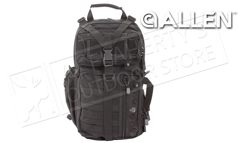 Allen Lite Force Tactical Sling Pack, Black 20L #10854