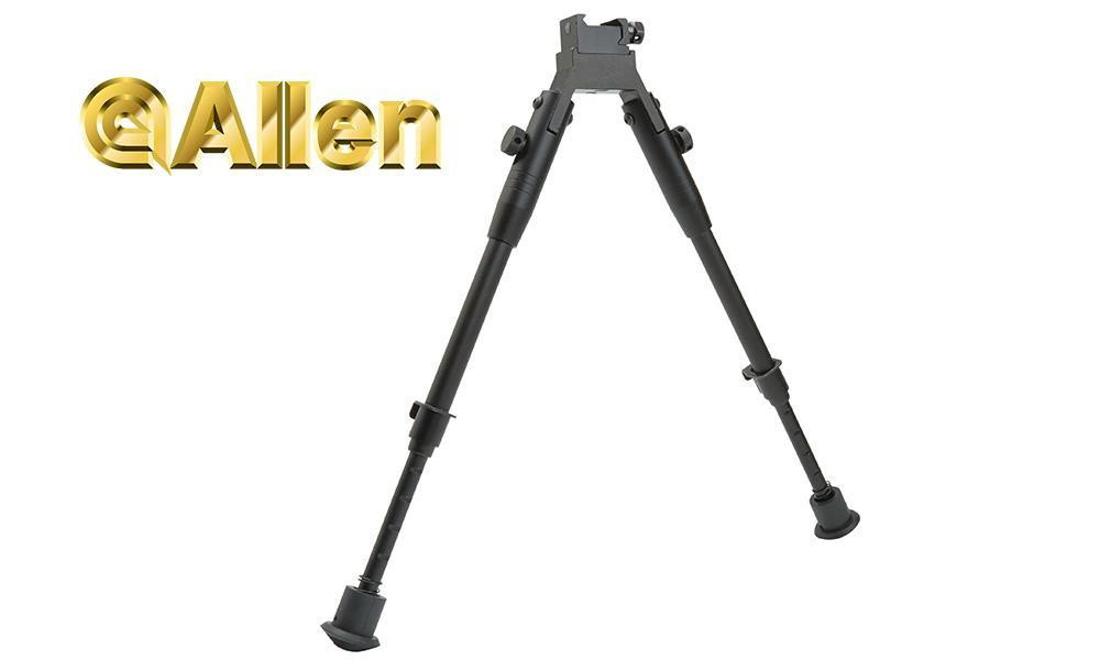 """Allen Rail Mount Bozeman Bipod, 9""""-13"""" #2192"""