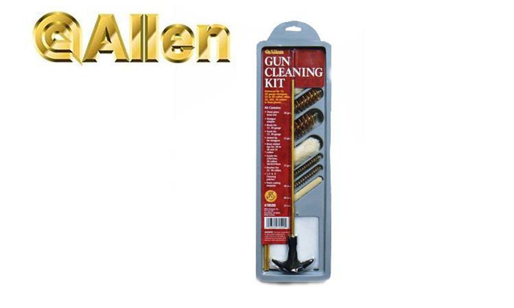 Allen Universal Rifle & Shotgun Cleaning Kit #70599