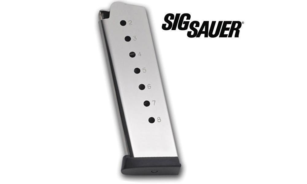 SIG Sauer Magazine 1911 .45ACP 8-Round