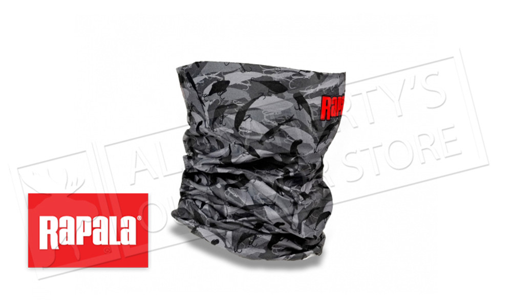 Rapala Original Neck Buff - UV Digi-Fish Camo #RNGDC