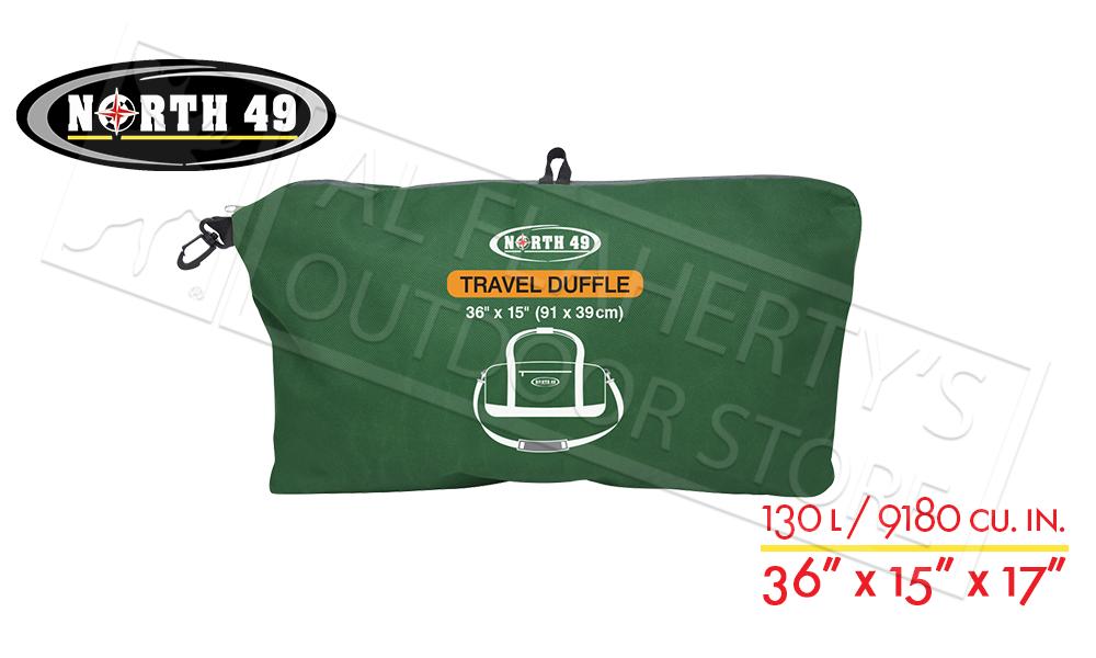 NORTH 49 TRAVEL DUFFLE BAG, 130L CAPACITY #1576