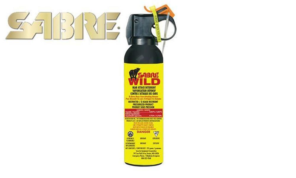 SABRE WILD BEAR SPRAY