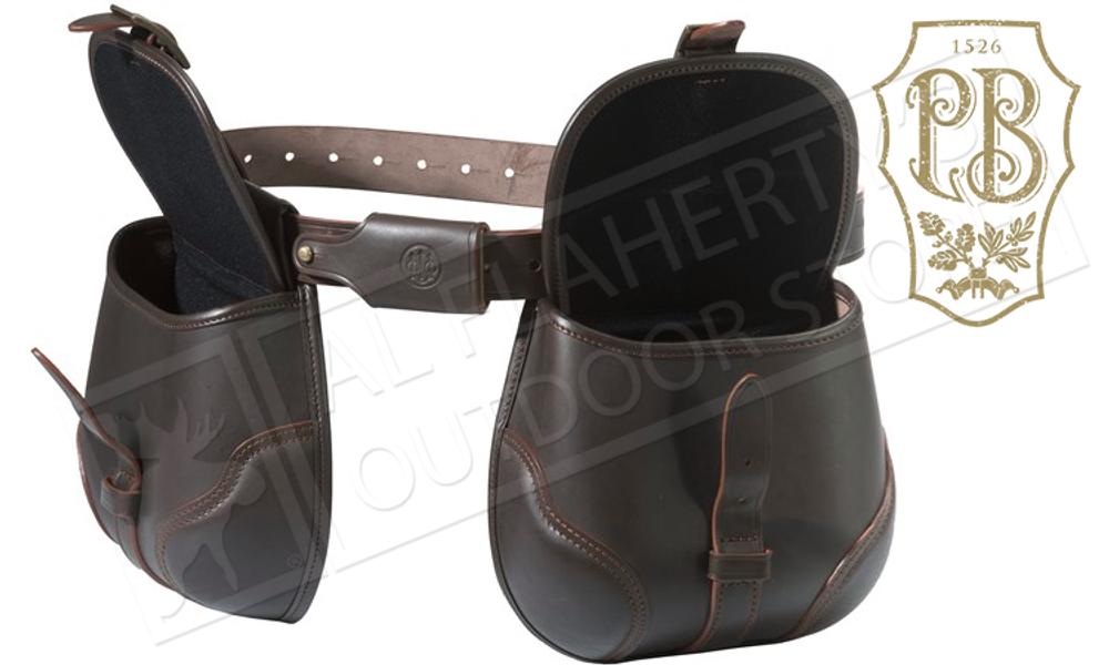 Beretta Hoplon Cartridge Belt, Italian Leather #BS451L00920889UNI