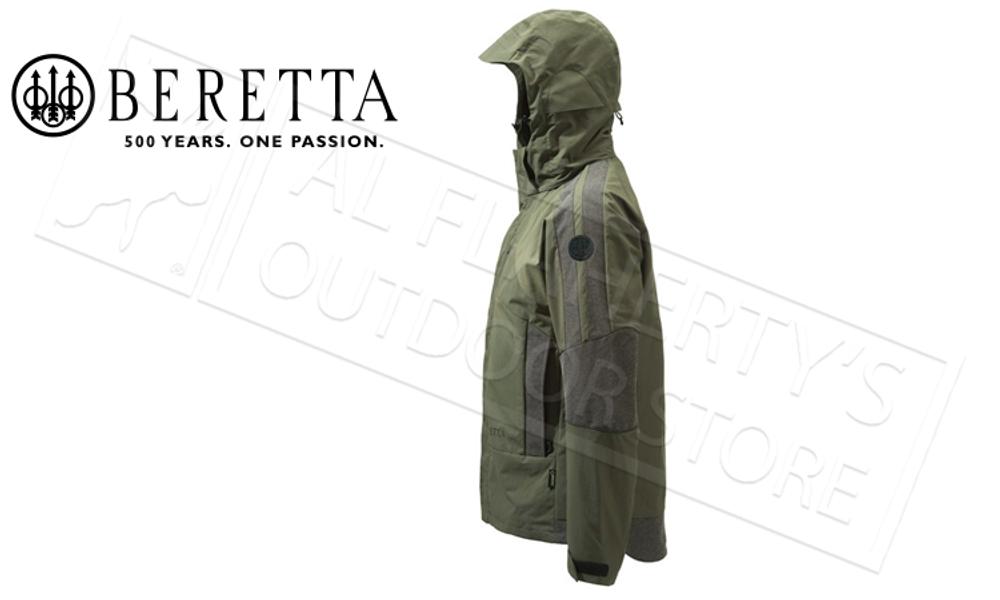 Beretta Thorn Resistant Jacket GTX in Green, M-2XL #GU033T14290715