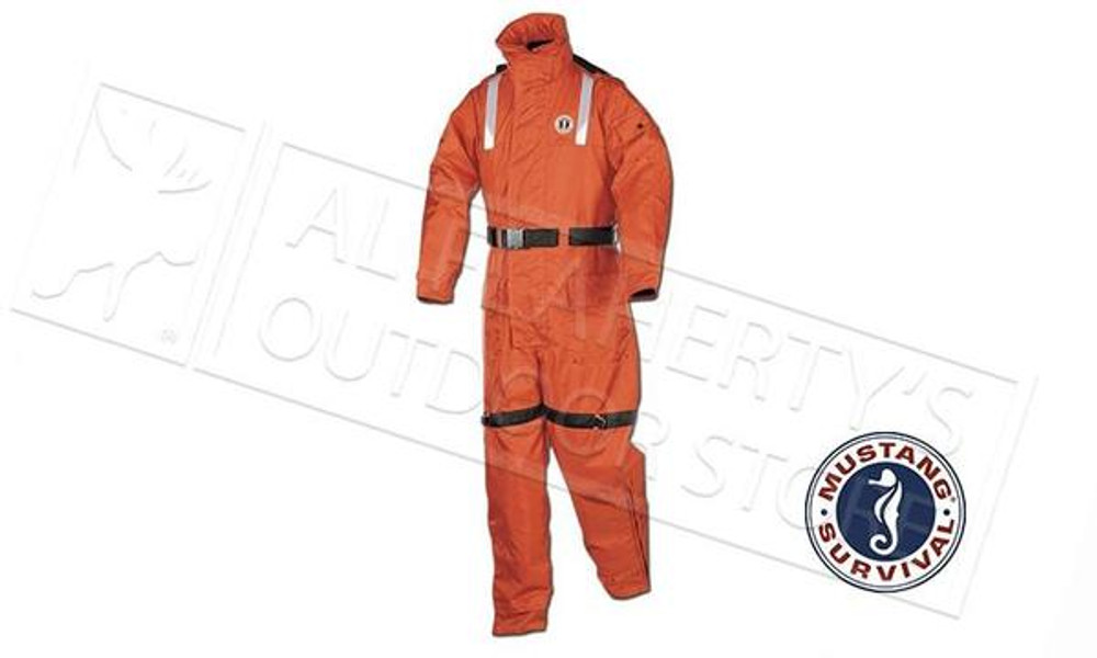 Mustang Classic Floating Suit MS185