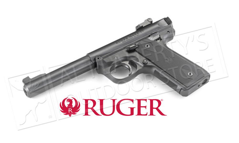 """Ruger MK IV 22/45 Pistol, 22LR 5.5"""" Barrel"""