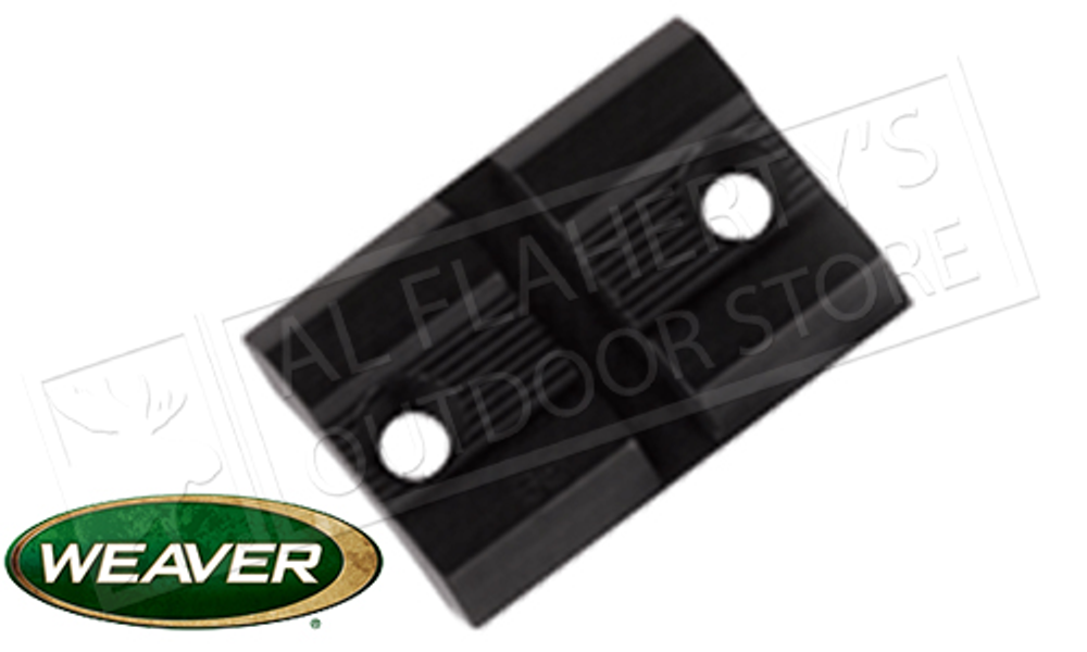 Weaver Optics Top Mount Bases for Various Rifles, Single Base Packages