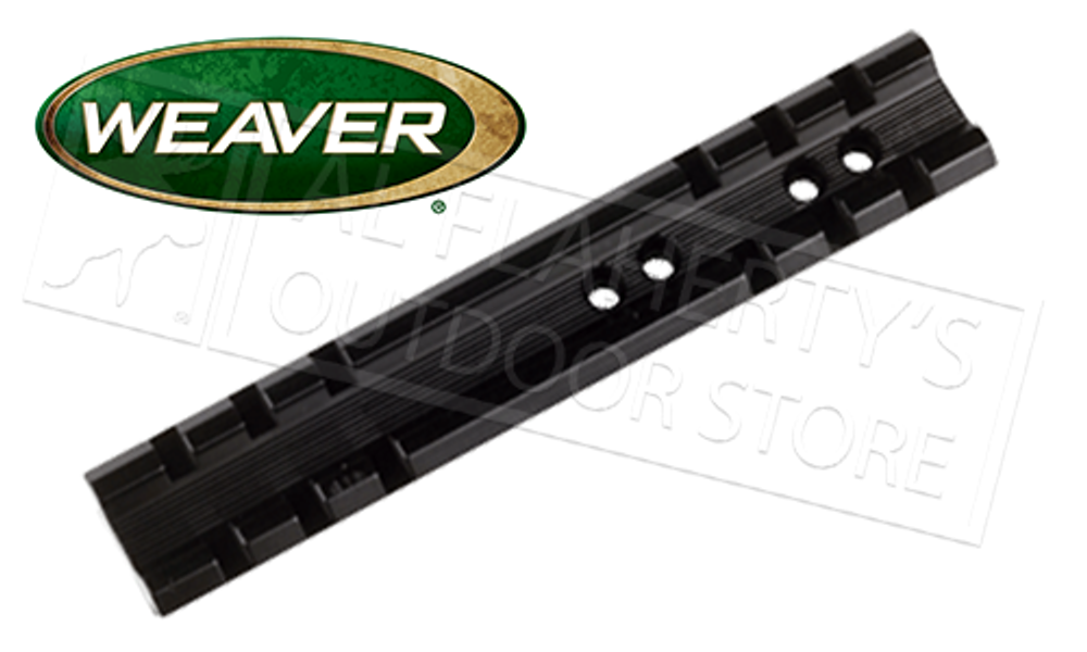 Weaver Optics Top Mount One-Piece Bases