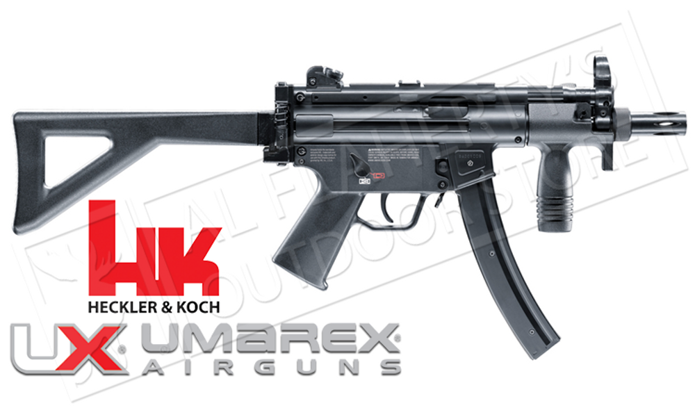 Umarex Air Gun HK MP5 K-PDW .177 BB 400FPS #2252330