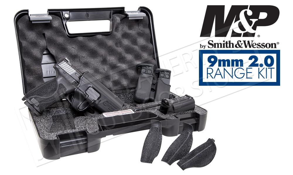 Smith & Wesson M&P9 2.0 Range Kit 9mm #12487