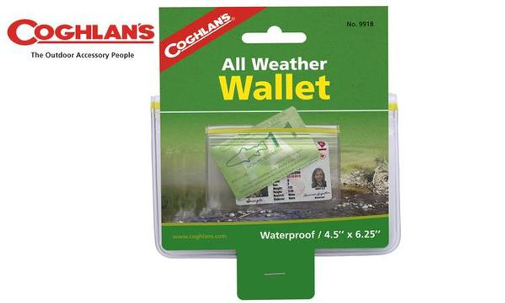 Coghlan's All-Weather Wallet #9918