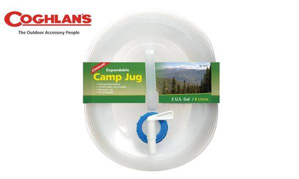 Coghlan's Camp Jug, 2 gal. / 8 Ltr. #9737