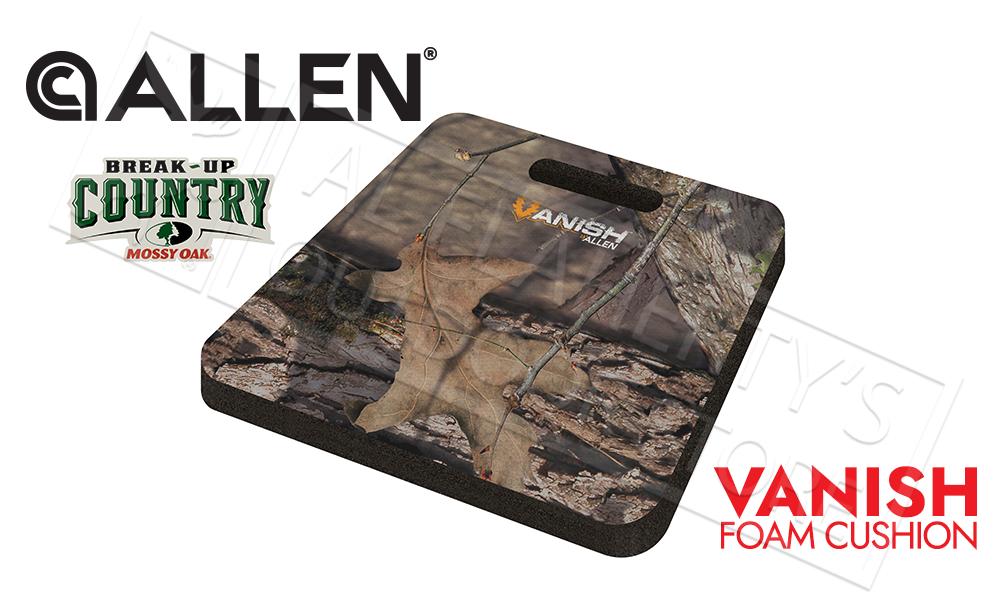 Allen Vanish Foam Cushion in Mossy Oak Break-Up Country Camo #5832