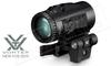 Vortex Micro3X Magnifier - 3x Power with QD Mount #V3XM