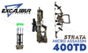 Excalibur Micro Assassin 400 Crossbow Takedown Truetimber Strata with Tact 100 Scope #E74150