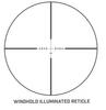 Bushnell AR Optics 4.5-18x40mm Scope with Illuminated Wind Hold #AR741840EI