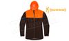 Browning CFS Rain Jacket Waterproof Outer Shell, Blaze/Chocolate #304888720