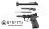 Beretta Handgun 92FS, 9mm, made in Italy #J92F300