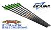 """Excalibur Matrix Diablo 18"""" Carbon Arrows 6-Pack #22DV18-6"""