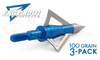 EXCALIBUR CROSSBOW BOLTCUTTER BROADHEADS 100 GRAIN 3-PACK