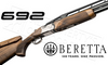 Beretta SG 692 Xtrap Sporting Shotgun with B-Fast Stock #4P264X1F00