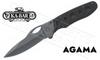 KA-BAR Agama Folding Knife #3076