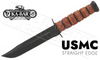 KA-BAR USMC Full-Size Straight Edge #1217