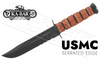 KA-BAR USMC KA-BAR Full Sized Serrated Edge #1218