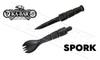 KA-BAR Tactical Spork with Integrated Knife #9909
