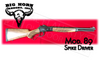 Big Horn Armory Model 89 Spike Driver Carbine Rifle, 500S&W Caliber - Blued with Walnut Stock