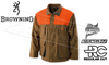 Browning Pheasants Forever Upland Jacket with Embroidered Sleeve, M-2XL #30411632