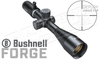 Bushnell Forge Riflescope 4.5-27x50mm with Deploy MIL FFP Reticle #RF4275BF2