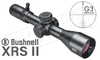 Bushnell XRS II Scope, 4.5-30x50mm with G3 Reticle #ET46305GZ