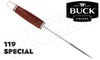 Buck Knives 119 Special with Cocobolo Handle #0119BRS-B
