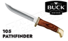Buck Knives 105 Pathfinder Fixed Blade with Leather Sheath #0105BRS-B