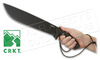 "CRKT CHANCEINHELL MACHETE WITH 12"" BLADE - DESIGNED BY KEN ONION #K910KKP"